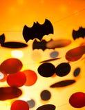 Ghirlande di Halloween Fotografia Stock