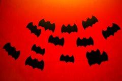 Ghirlande di Halloween Fotografia Stock Libera da Diritti