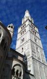 Ghirlandina tower, modena, italy Stock Photos
