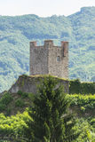 Ghivizzano (Toscana, Italia) Imágenes de archivo libres de regalías