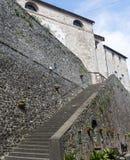 Ghivizzano (Toskana, Italien) stockfotografie