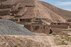 Gholghola de Schahr-e - ville des cris perçants Images stock