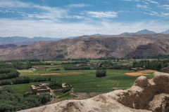 Gholghola di Schahr-e - città delle grida Fotografie Stock