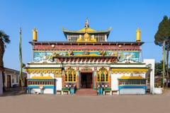 Ghoom修道院,大吉岭 库存图片