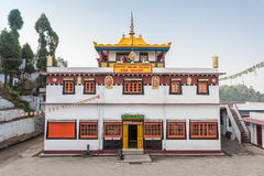 Ghoom Monastery, Darjeeling Royalty Free Stock Photography