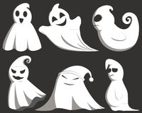 Ghost royalty free illustration