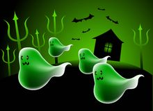 Ghost Royalty Free Stock Images