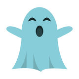 Ghost april fools s day Stock Photography
