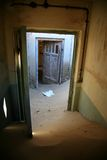The Ghost city in Kolmanskop Stock Image