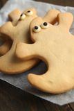 Ghost cookies Stock Photo