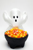 Ghost and Corn Stock Photography