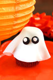 Ghost cupcake Stock Photography