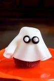 Ghost cupcake Stock Photos