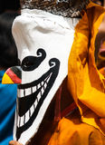 Ghost Dance Festival. Loei Thailand June 28, 2014 Royalty Free Stock Image