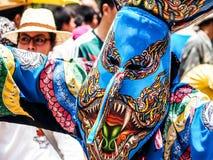 Ghost Dance Festival. Loei Thailand June 28, 2014 Stock Photos