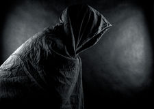 Ghost in the dark Royalty Free Stock Photos