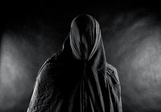 Ghost in the dark Stock Image