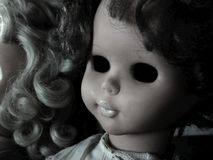 A ghost doll Royalty Free Stock Photos