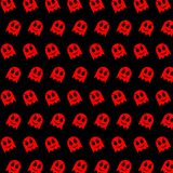 Ghost - emoji pattern 79 stock illustration