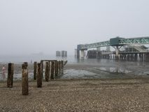 Ghost ferry stock images