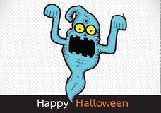 Ghost for Halloween Royalty Free Stock Image