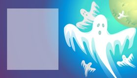 Ghost-hour Royalty Free Stock Photos