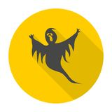 Ghost icon Stock Image