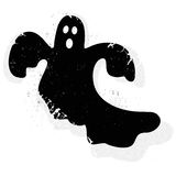 Ghost vector Royalty Free Stock Photos