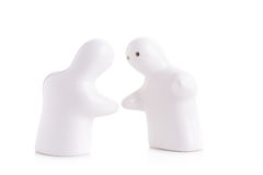Ghost make for ceramic Stock Photography
