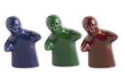 Ghost make for ceramic Stock Photos