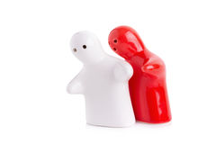 Ghost make for ceramic Royalty Free Stock Images