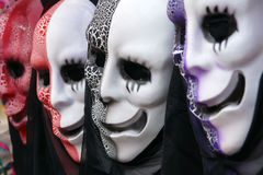 Ghost mask Stock Photos