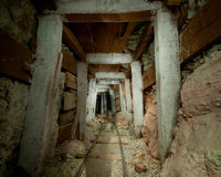 Miners Ghost royalty free stock photography
