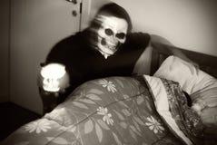 Ghost na noite Imagem de Stock