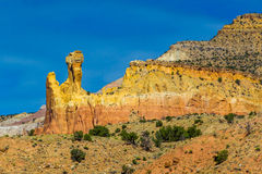 Ghost Ranch Landscape Royalty Free Stock Photos