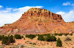 Ghost Ranch Stock Images