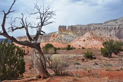 Ghost Ranch Stock Image