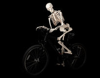 Ghost rider Royalty Free Stock Photos