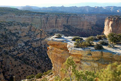Ghost Rock Canyon Royalty Free Stock Images
