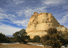 Ghost Rock, Utah, USA Royalty Free Stock Images