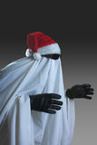 Ghost Santa Stock Images