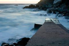 Ghost sea Stock Photo
