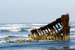 Ghost ship Stock Photography