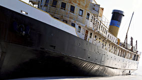 Ghost Ship Stock Photos