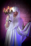 Ghost or sleepwalker Royalty Free Stock Photos