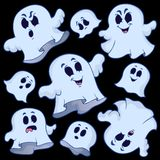 Ghost topic image 6 Royalty Free Stock Images