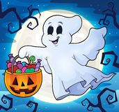 Ghost topic image 9 Royalty Free Stock Image