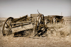 Free Ghost Town Royalty Free Stock Photography - 16375187