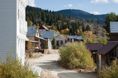Free Ghost Town Stock Photography - 16644792