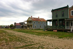 Ghost Town. In Murdo South Dakota Royalty Free Stock Photography
